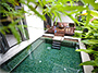 Upgrade to a Deluxe Plunge Pool Room